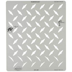 Craig Fraser's Kustom FX Diamond Plate