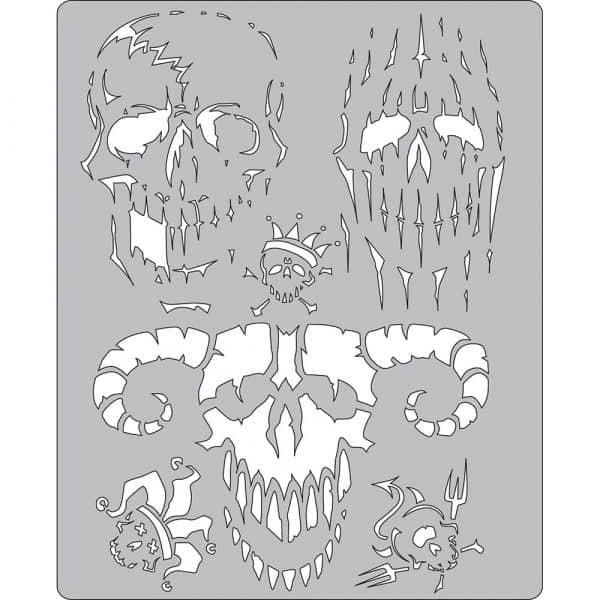 Craig Fraser's Curse of Skull Master Evil Horde