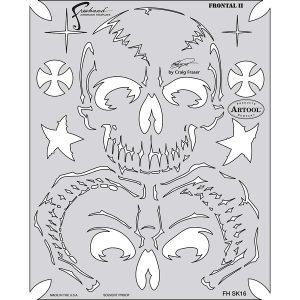 Craig Fraser's Return of Skull Master Frontal II