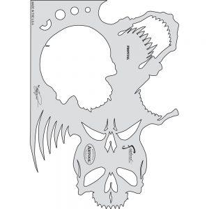 Craig Fraser's Skull Master The Frontal