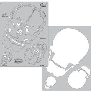 Craig Fraser's Horror of Skull Master Heads-Up