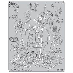 Craig Fraser's Wrath of Skull Master Burial Ground