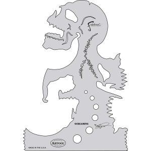 Craig Fraser's Skull Master The Screaming