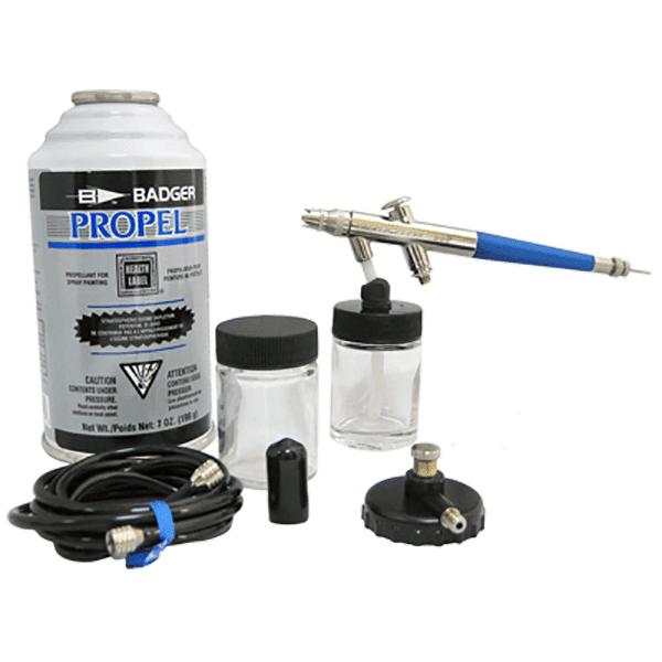 Badger Precision Spray Set (200-3 med head)