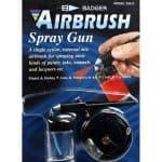 Badger Spray Blister Pack (250-3 med head)
