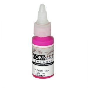Com-Art Opaque Bright Rose 1oz (28 ml)