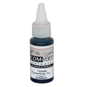 Com-Art Opaque Paynes Gray 1oz (28 ml)