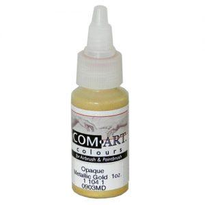 Com-Art Opaque Gold 1oz (28 ml)