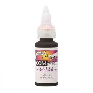 Com-Art Repro Black 1oz (28 ml)
