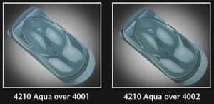 Auto-Air Semi Opaque Aqua