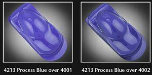 Auto-Air Semi Opaque Process Blue