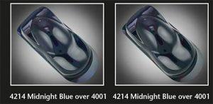 Auto Air Semi Opaque Midnight Blue
