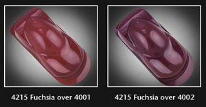 Auto-Air Semi Opaque Fuchsia