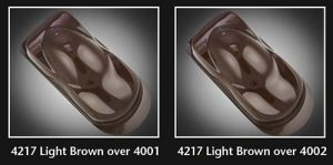 Auto-Air Semi Opaque Light Brown