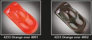 Auto-Air Transparent Orange