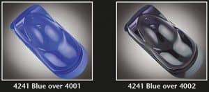 Auto-Air Transparent Blue