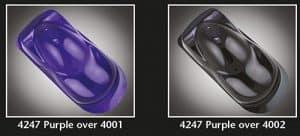 Auto-Air Transparent Purple