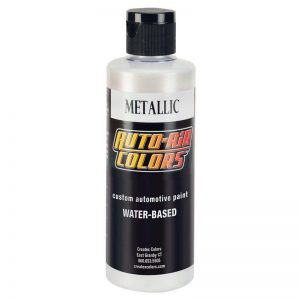 Auto Air Metallic - White (Coarse)