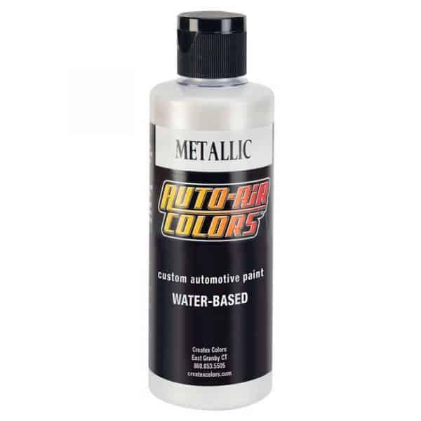Auto Air Metallic - White (Coarse)