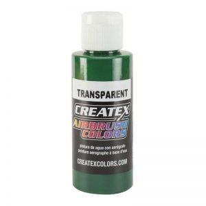 Createx Transparent Brite Green