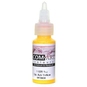 Com-Art Opaque Azo Yellow