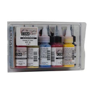 Com-Art Kit G - Opaque and Transparent