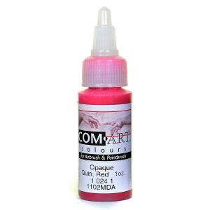 Com-Art Opaque Quinacridone Red
