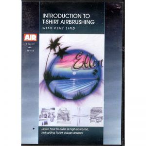 Introduction to T-Shirt Airbrushing (DVD)