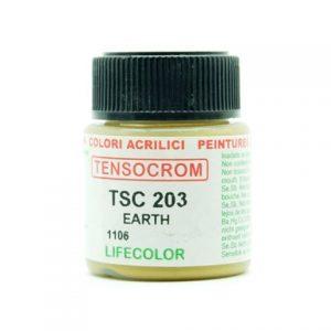 TSC203 LifeColor Tensocrom Earth 22ml