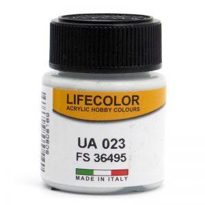 LifeColor Grey 22ml FS 36495