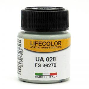 LifeColor Grey 22ml FS 36270