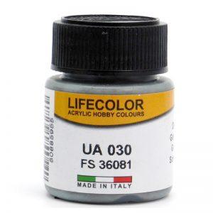 LifeColor Dark Grey 22ml FS 36081