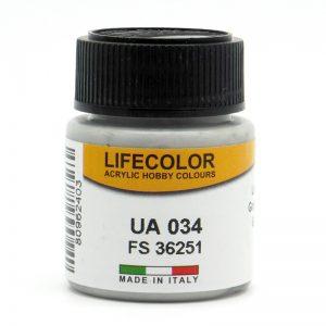 LifeColor Light Grey (22ml) FS 36251