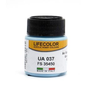 UA037 LifeColor | Air Superiority Blue | FS 35450 | 22ml