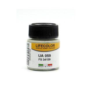 UA059 LifeColor   Green RLM 62   FS 34159   22ml