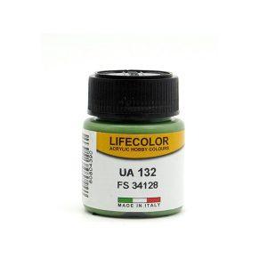 UA132 LifeColor   Light Green   RLM 83   FS 34128   22ml
