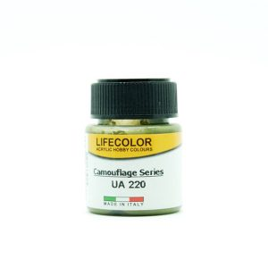 UA220 LifeColor Lusterless Olive Drab 319 | 22ml