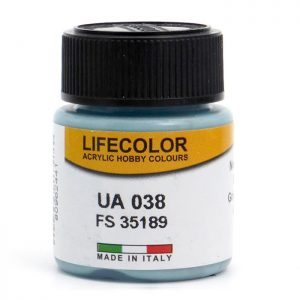LifeColor Non Specular Bluegrey 22ml FS