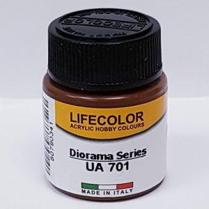 LifeColor Rust dark shadow (22ml)