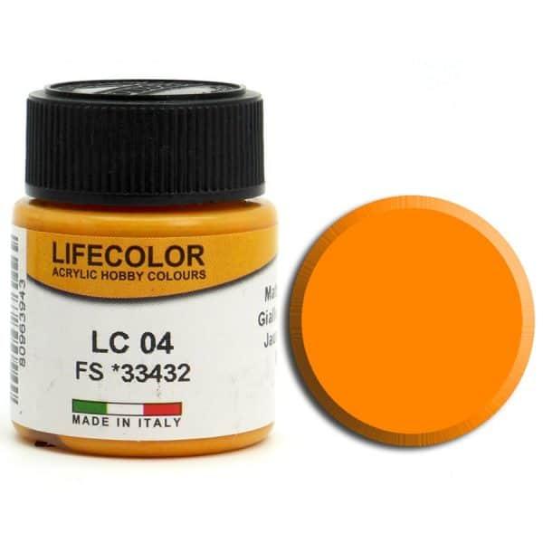 LifeColor Matt Light Blue (22ml) FS 35180