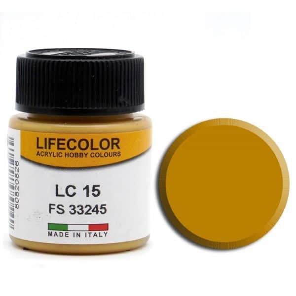 LifeColor Matt Tan (22ml) FS 33245