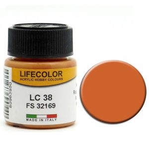 LifeColor Matt Rust 2 (22ml) FS 32169