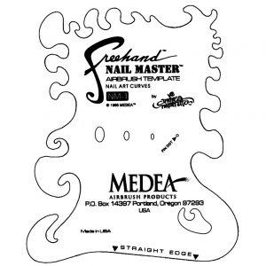 Medea Nail-Master Shield - Nail Art Curves