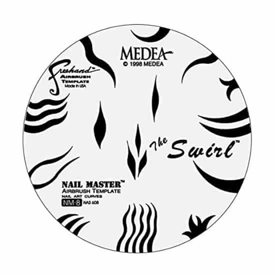 Medea Nail Master - The Swirl
