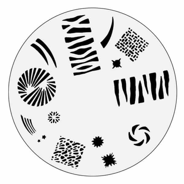Medea Design Wheel - Jungle Print