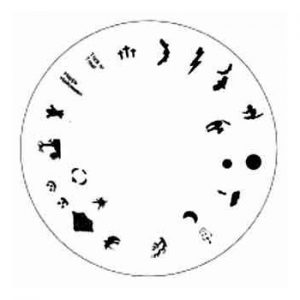 To browse the Medea Design Wheel Nail Art Stencils click here.