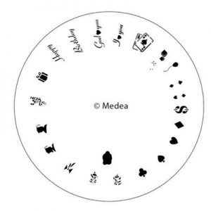 Medea Design Wheel - Occasions / Vegas