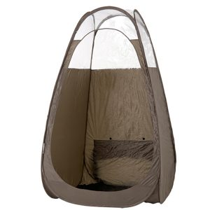 Spray Tan Tent With Extractor Hole