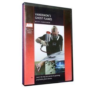 Vandemon's Ghost Flames with Vandemon (DVD)