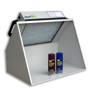 Bench Top Spray Booth for Laser and Soldering